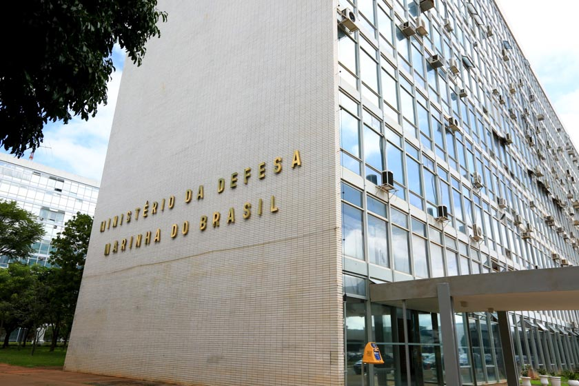 Brasília(DF), 01/3/2016 - ministério da defesa marinha do brasil. Foto: Rafaela Felicciano/Metrópoles