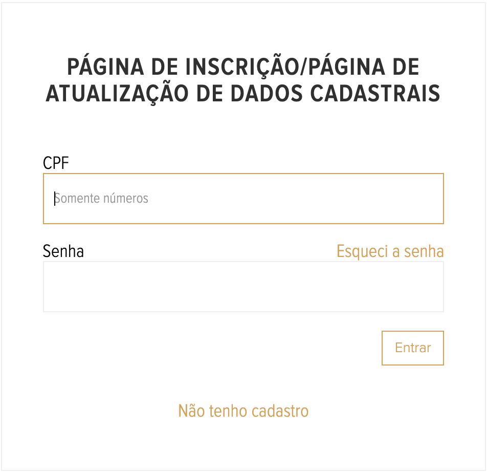 concurso pf inscrição passo a passo