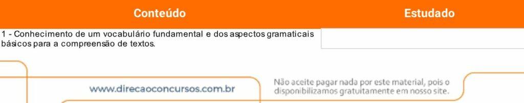 edital verticalizado bb inglês