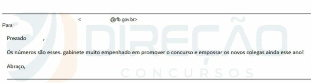 Concurso Receita Federal - 699 vagas